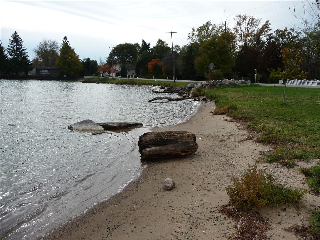 St. Clair River Shoreline