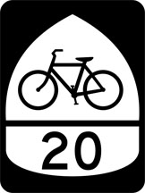 Us bike route 20 sciox Image collections